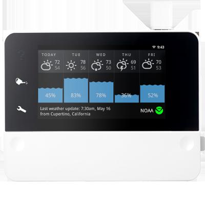 RainMachine - Forecast Smart WiFi Irrigation Controllers